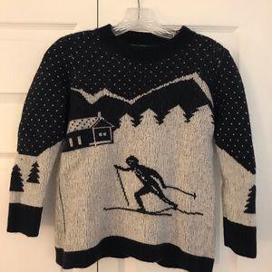 J. Crew Ski Sweater